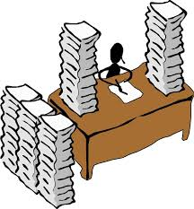 PAPERWORK, DOCUMENTS & OTHER BUSY WORK!!