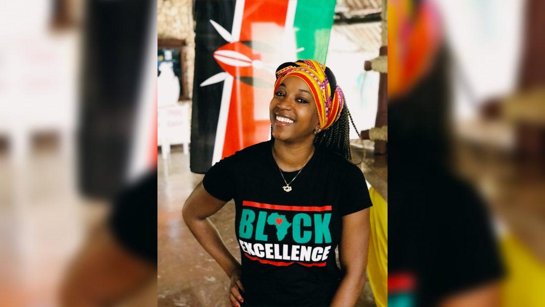 Tia Takes Nairobi