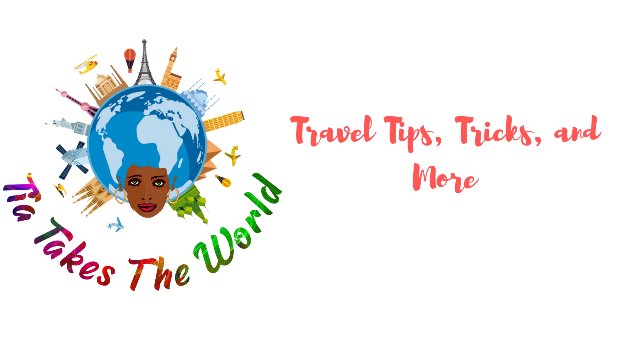 Tia Takes The World