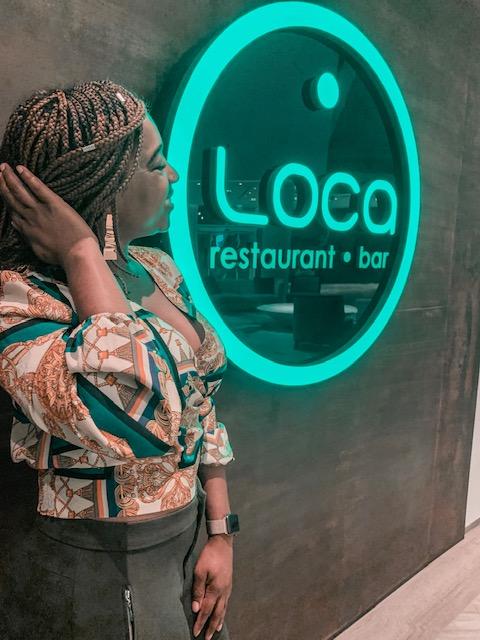 Ladies nights at Loca