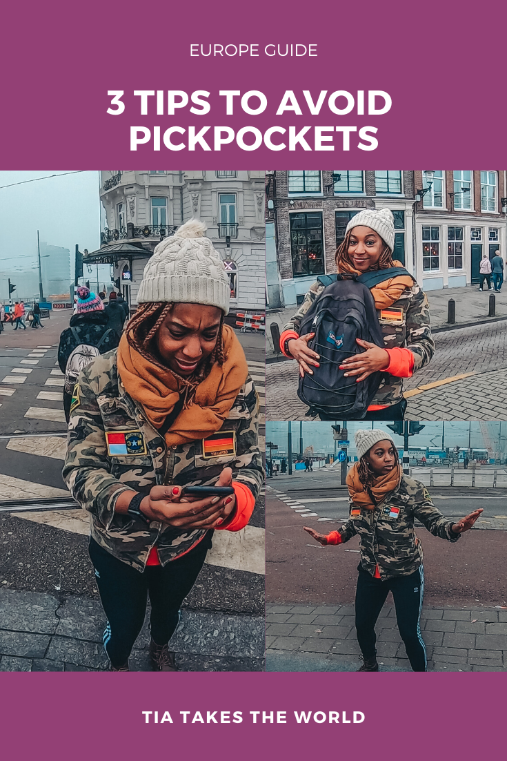 Tips to Avoid Pickpockets in Europe