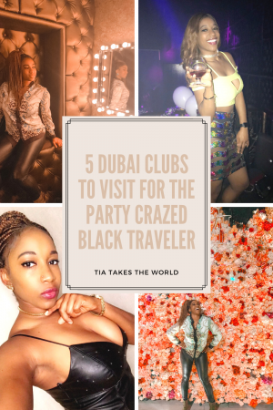 5 DUBAI CLUBS TO VISIT FOR THE PARTY CRAZED BLACK TRAVELER