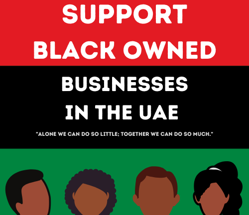 100+ UAE BLACK-OWNED BUSINESSES