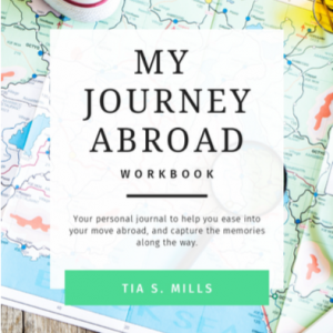 My Journey Abroad Travel Journal